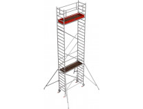 Вышка-тура KRAUSE Stabilo серии 1000 (2,5х0,75 м), 8,3 метра
