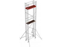 Вышка-тура KRAUSE Stabilo серии 1000 (2,5х0,75 м), 9,3 метра