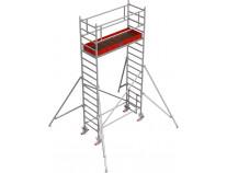 Вышка-тура KRAUSE Stabilo серии 1000 (2х0,75 м), 5,3 метра