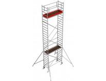 Вышка-тура KRAUSE Stabilo серии 1000 (2х0,75 м), 8,3 метра