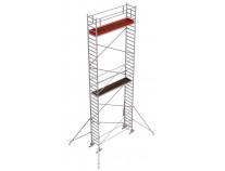 Вышка-тура KRAUSE Stabilo серии 1000 (3х0,75 м), 10,3 метра