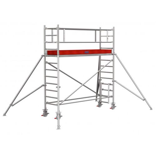 Вышка-тура KRAUSE Stabilo серии 1000 (3х0,75 м), 4,3 метра