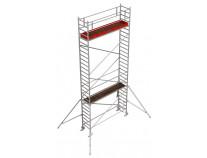 Вышка-тура KRAUSE Stabilo серии 1000 (3х0,75 м), 8,3 метра