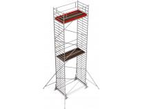 Вышка-тура KRAUSE Stabilo серии 500 (3х1,5 м), 10,4 метра