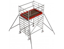 Вышка-тура KRAUSE Stabilo серии 5000 (2,5х1,5 м), 4,3 метра