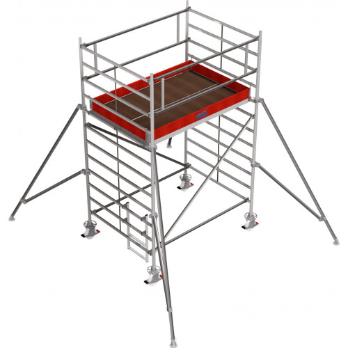 Вишка-тура KRAUSE Stabilo серії 5000 (2х1,5 м), 4,3 метра