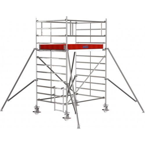 Вышка-тура KRAUSE Stabilo серии 5000 (2х1,5 м), 4,3 метра