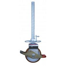 Обрезинений ролик 200 мм для вишок-тура KRAUSE Stabilo